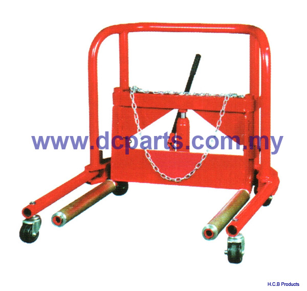 General Truck Repair Tools HYDRAULIC WHEEL DOLLY  A2102